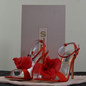 SJP by Sarah Jessica Parker Frolic Dress Sandal